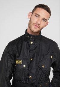 Barbour - INTERNATIONAL ORIGINAL - Summer jacket - black - 4