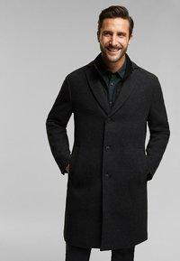 Esprit Collection - COAT 2IN1 - Manteau classique - anthracite - 3