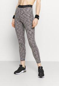 Nike Performance - CROP - Legging - black - 0