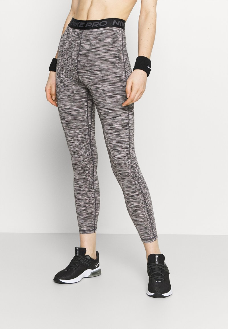 Nike Performance - CROP - Legging - black