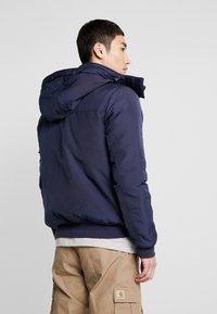 Tommy Jeans - TECH JACKET - Winter jacket - black iris - 3