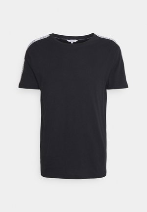 CORE LOGO RELAXED CREW TEE - Nachtwäsche Shirt - black
