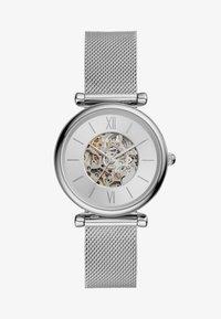 Fossil - CARLIE - Klokke - silver-coloured - 0