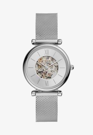CARLIE - Rannekello - silver-coloured