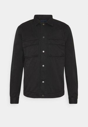 JESPER - Summer jacket - black
