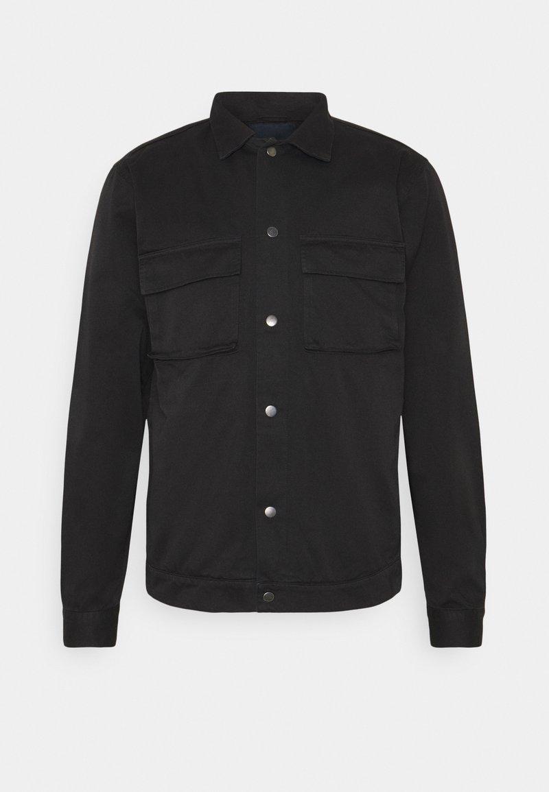 Nerve - JESPER - Summer jacket - black