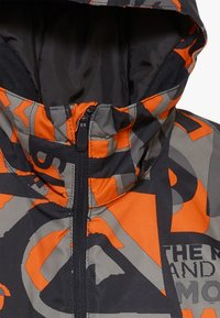 Quiksilver - MISSION - Snowboard jacket - pureed pumpkin isere point - 4