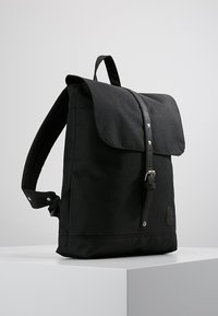 Enter - BACKPACK MINI - Batoh - black recycled - 3