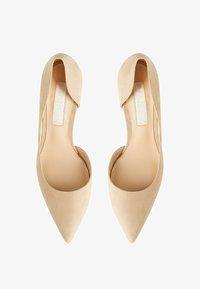 Mango - AUDREY - Zapatos altos - hellgrau/pastellgrau - 1