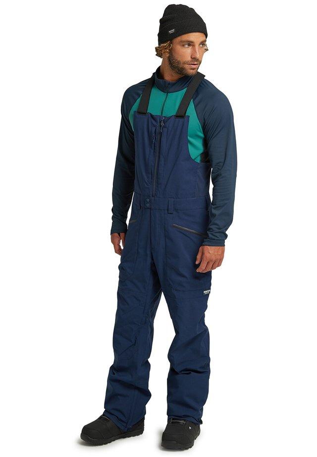 RESERVE BIB - Pantalon de ski - dress blue