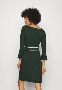 Anna Field - Shift dress - dark green - 2