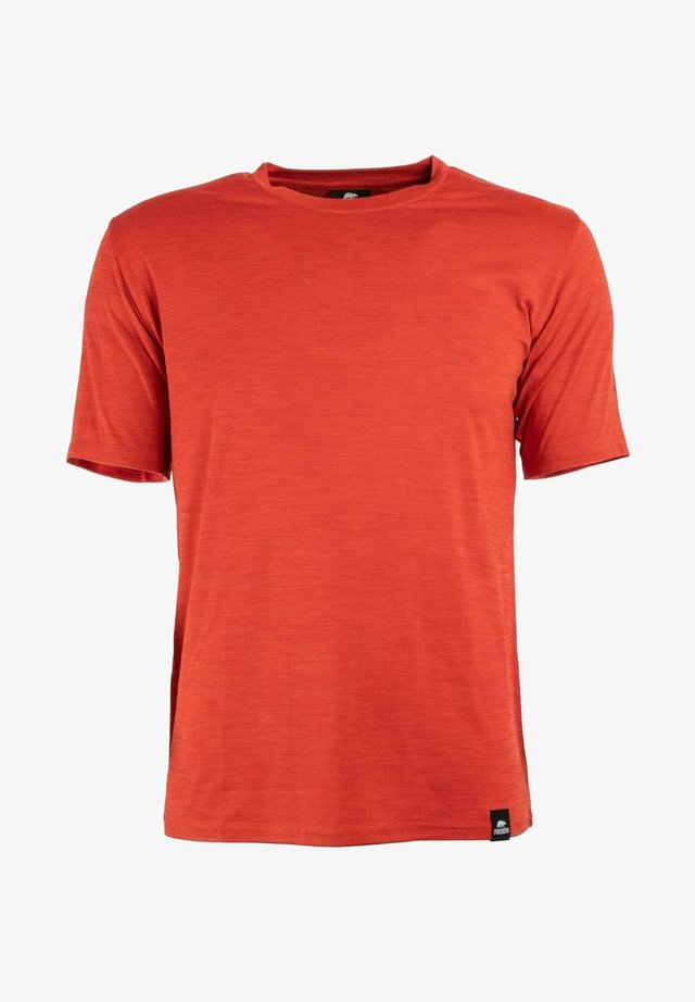 SVETTSON FUNKTIONELLES ANTIBAKTERIELL - Basic T-shirt - rot