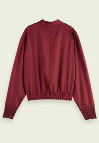 Scotch & Soda - Sweatshirt - ruby red - 5