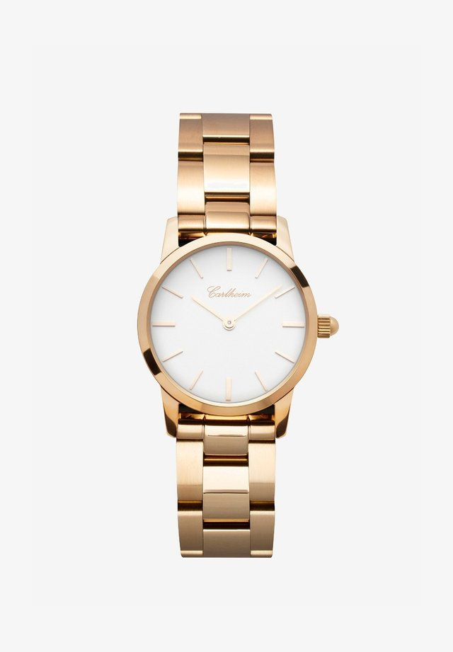 SOFIA 30MM - Ure - rose gold-white