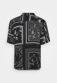 Denham - BOWLING SUMP - Shirt - black - 1