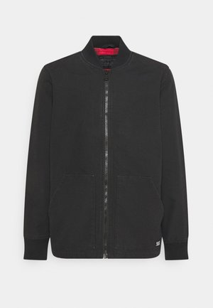 HUNTERS POINT WORKER - Giacca invernale - jet black
