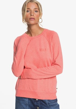 STAY TOGETHER - Sweater - deep sea coral heather