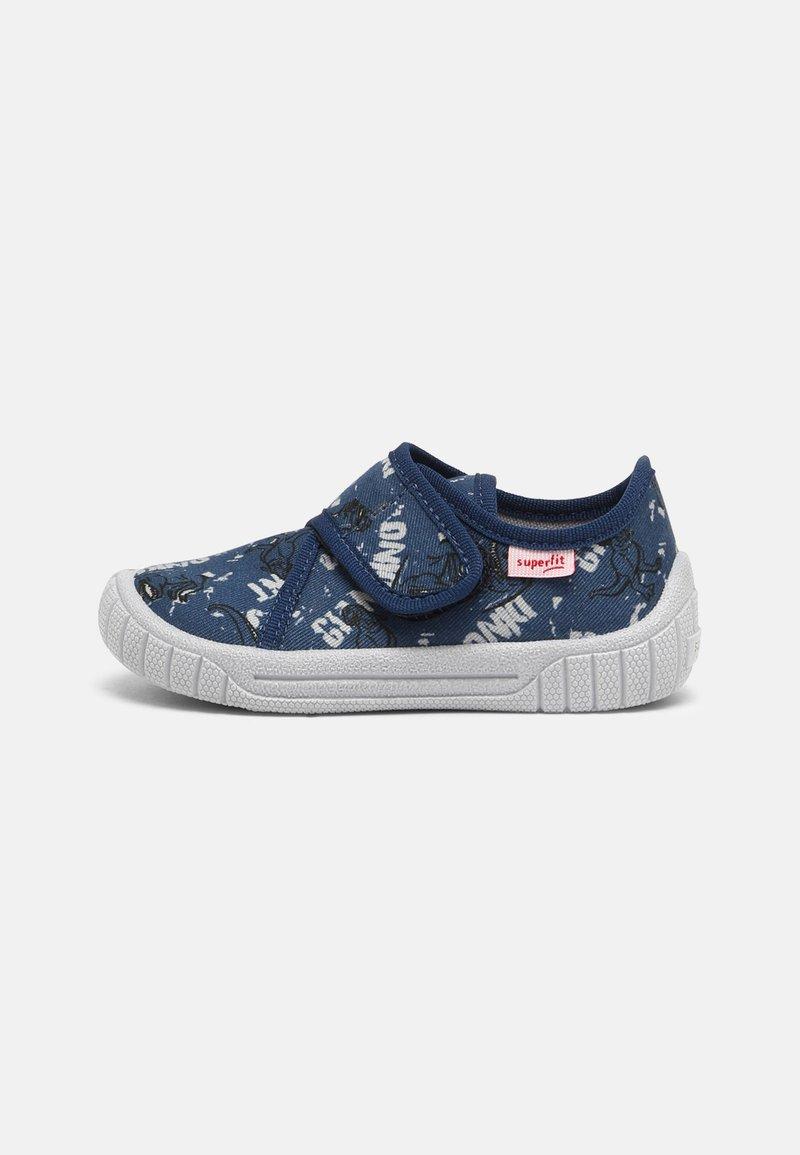 Superfit - BILL - Slippers - blau