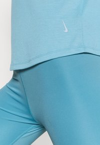 Nike Performance - CROCHET TANK - Camiseta de deporte - cerulean/sail/armory blue - 5