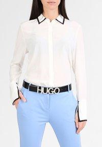 HUGO - ZULA BELT  - Belt - black - 1