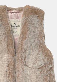 Abercrombie & Fitch - Veste sans manches - beige - 2