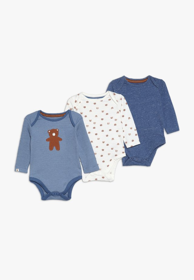 BABY 3 PACK  - Body - blue