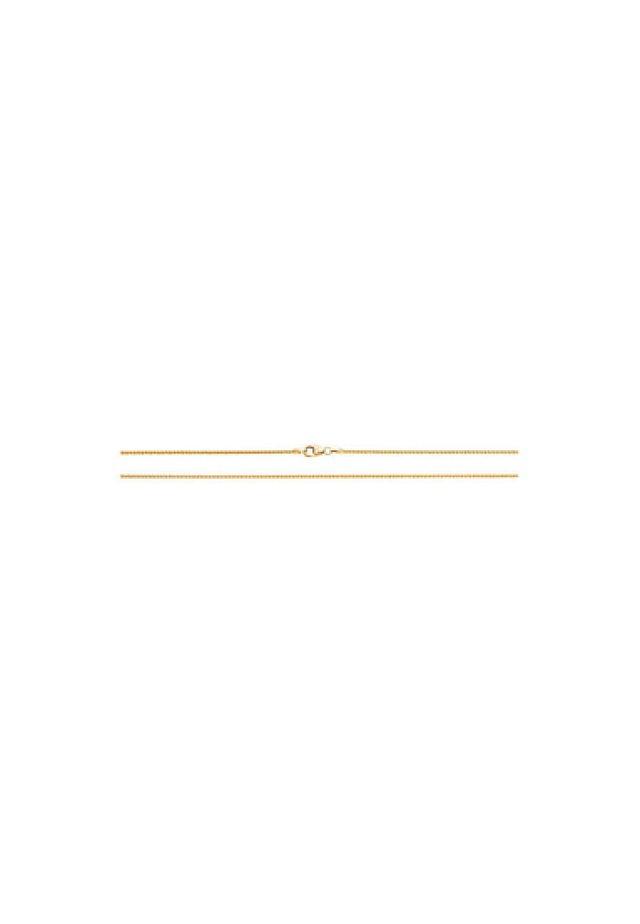 CHRIST GOLD DAMEN-KETTE 585ER GELBGOLD - Necklace - gold
