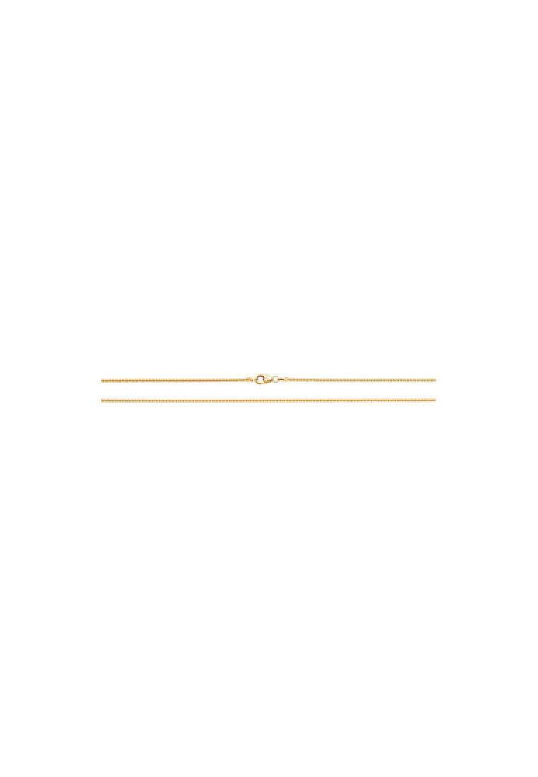 CHRIST - CHRIST GOLD DAMEN-KETTE 585ER GELBGOLD - Necklace - gold
