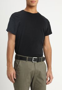 Jack & Jones - JACHARRY BELT - Belt business - black - 1