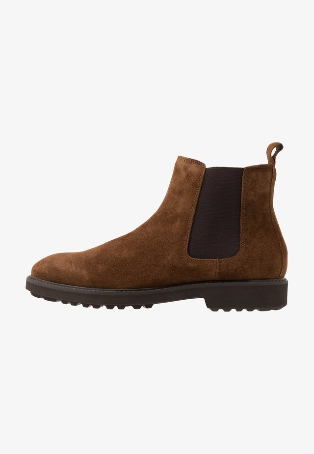 CASUAL CHELSEA BOOT - Botki - brown