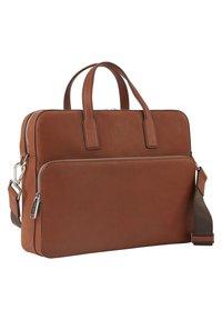BOSS - CROSSTOWN C_S DOC C - Briefcase - light brown - 4