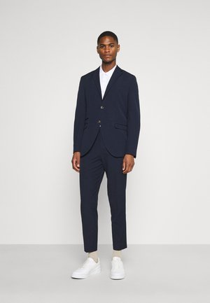 SLHSLIM SUIT SLIM FIT - Suit - navy blazer