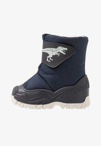 Friboo - Winter boots - dark blue - 1