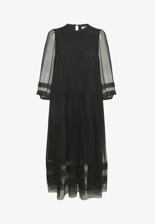 GENE - Day dress - black