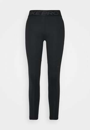WARM TIGHT ESSENTIAL - Collant - black/smoke grey