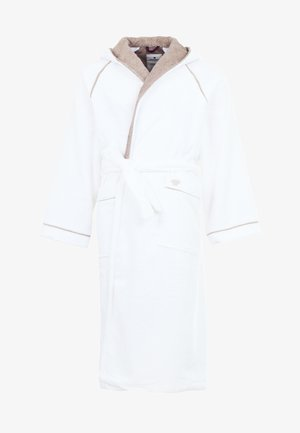 WELLNESS - Dressing gown - weiß