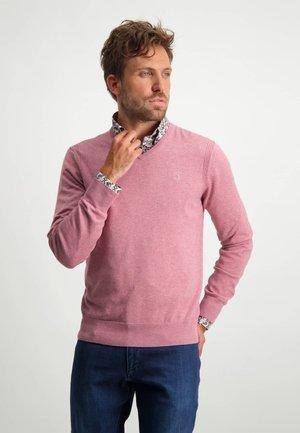 Jumper - dusty pink plain