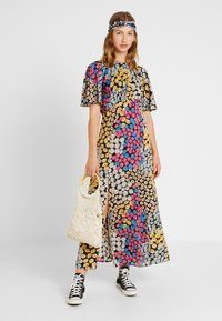Topshop - AUSTIN DAISY - Day dress - yellow - 1