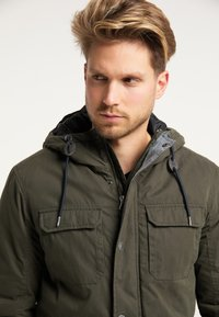 Petrol Industries - Parka - forest - 3