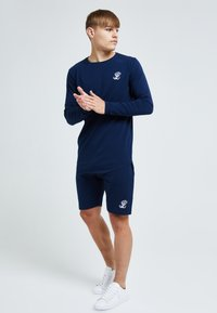 Illusive London Juniors - ILLUSIVE LONDON CORE - Long sleeved top - navy - 3