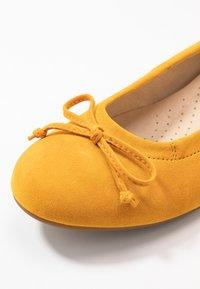 Gabor - Ballet pumps - mango - 2