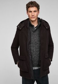 QS by s.Oliver - Winter jacket - black - 0