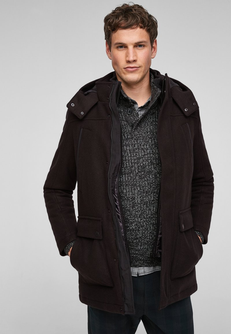 QS by s.Oliver - Winter jacket - black