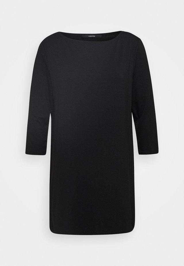 KEYOMI - Long sleeved top - black