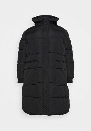 PCSEVIGNE PADDED JACKET - Zimní kabát - black