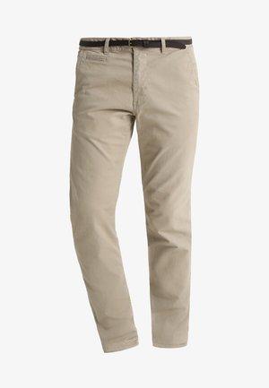 Chino kalhoty - light beige