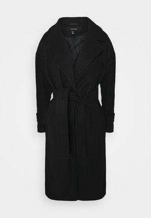 VMGRETEL LONG JACKET - Abrigo clásico - black