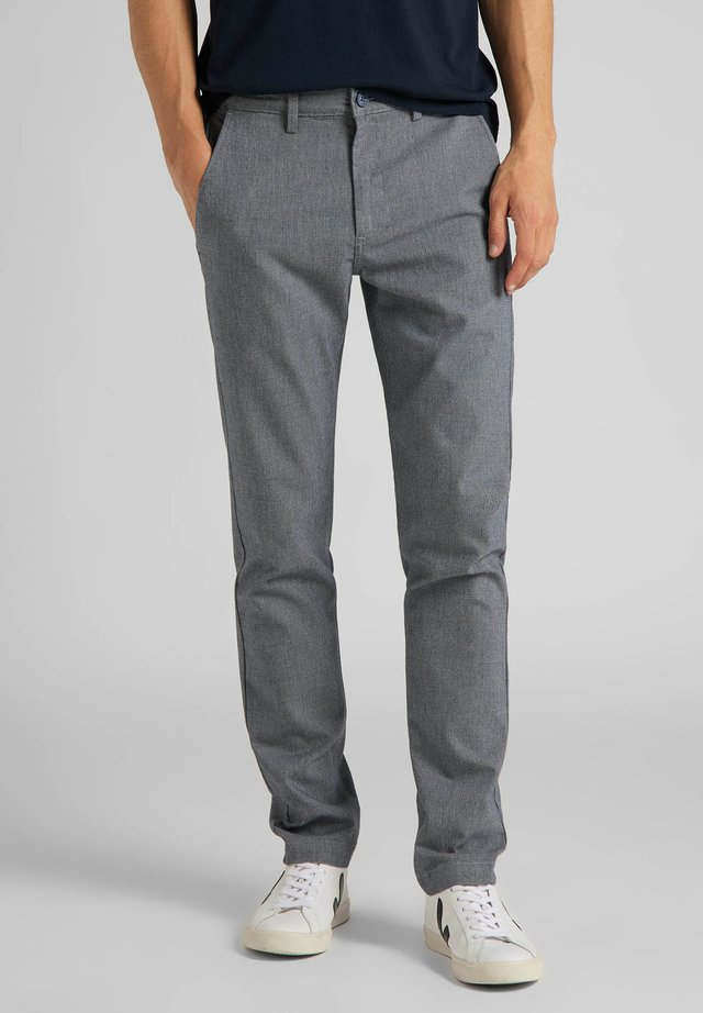 Chinos - depp embroidery