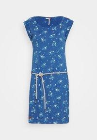 Ragwear - TAMY - Žerzejové šaty - blue - 3