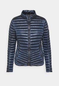 LIGHT JACKET NO HOOD - Down jacket - navy blue